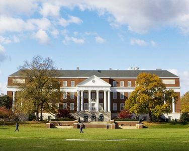 picture of McKeldin Library